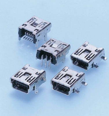 UB CONNECTOR mini-B Type